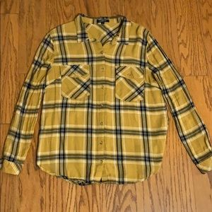 Perfect for Fall, flannel shirt